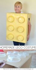 Adult Lego Costume